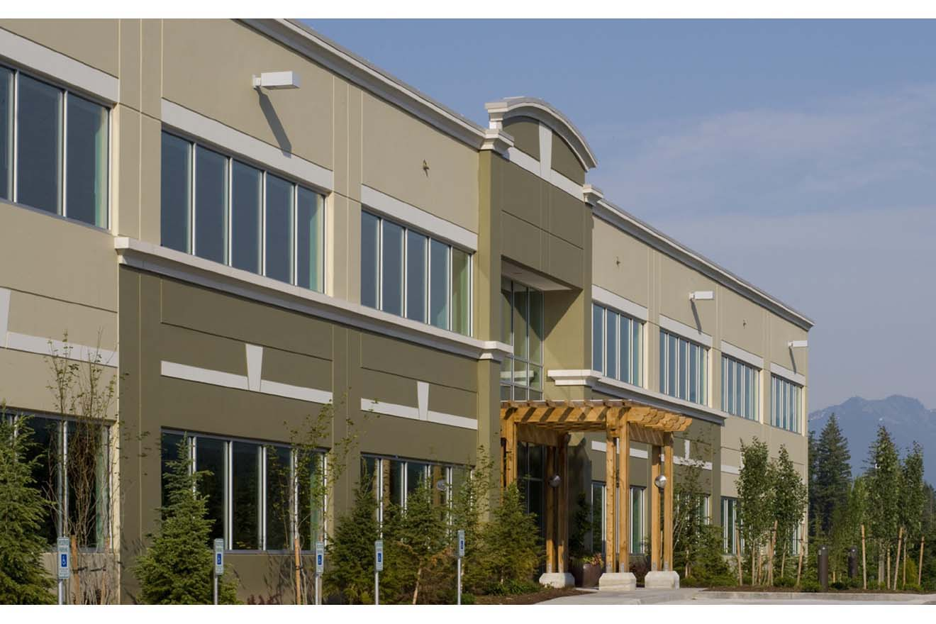 Snoqualmie Ridge Business Park - Kendall Lake Bldg