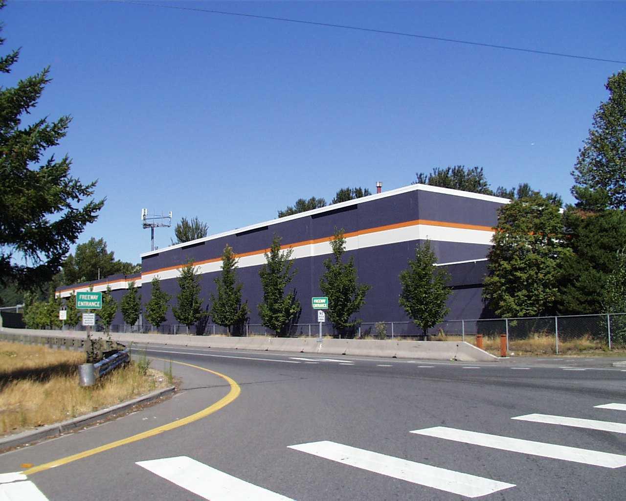 Interurban I-5 Building