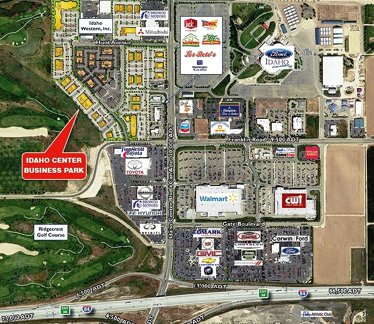 Mixed Use Lots For Sale, Lease & Build-To-Suit
