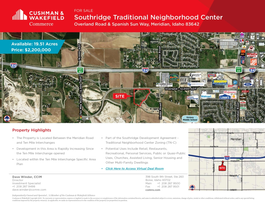 Southridge Traditional Neighborhood Center