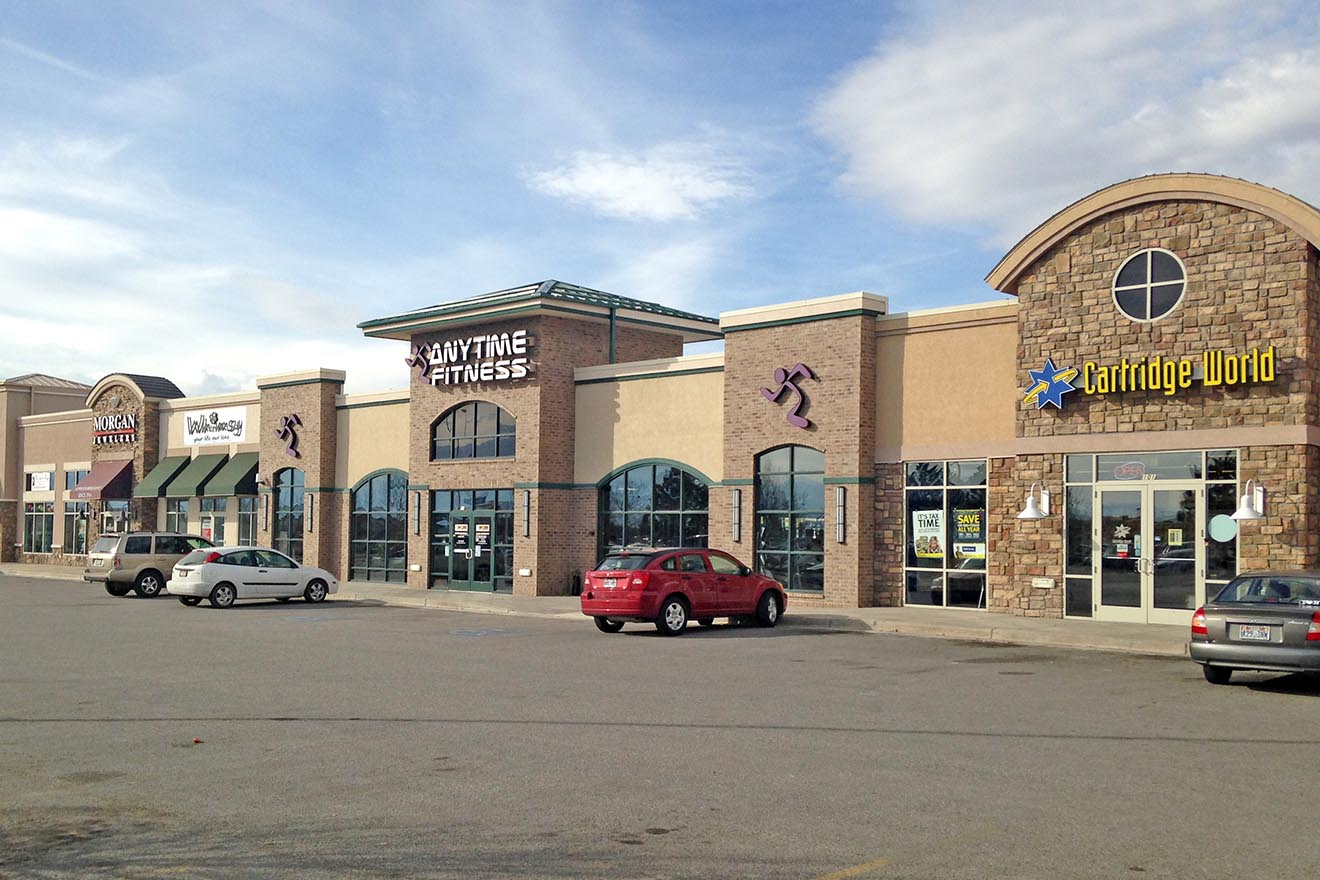 North Logan Retail Center