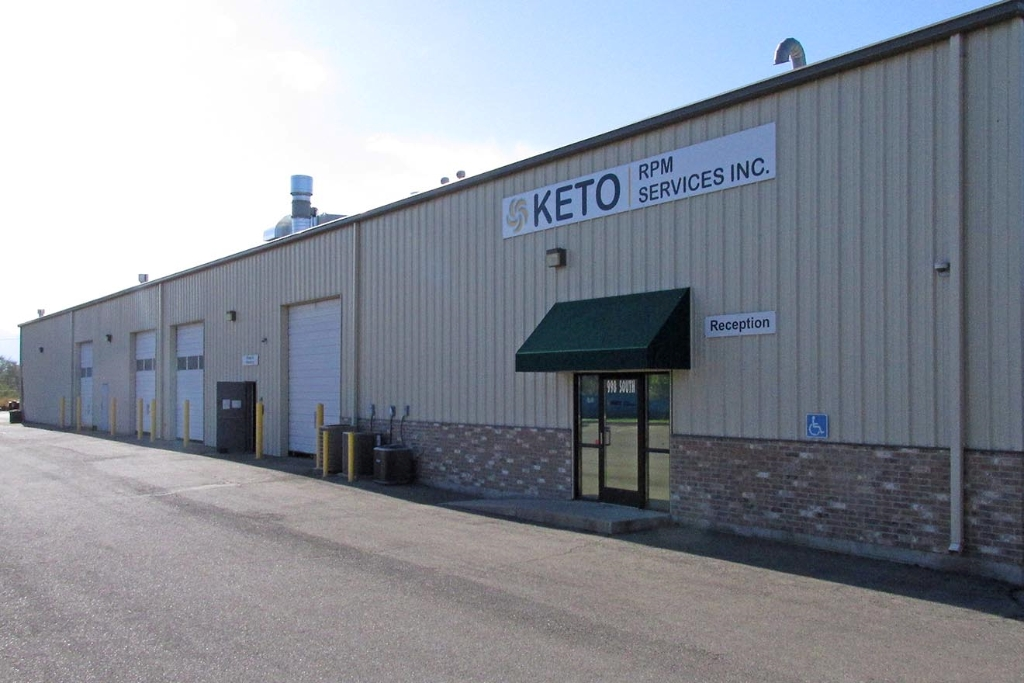 Keto Industrial Buildings