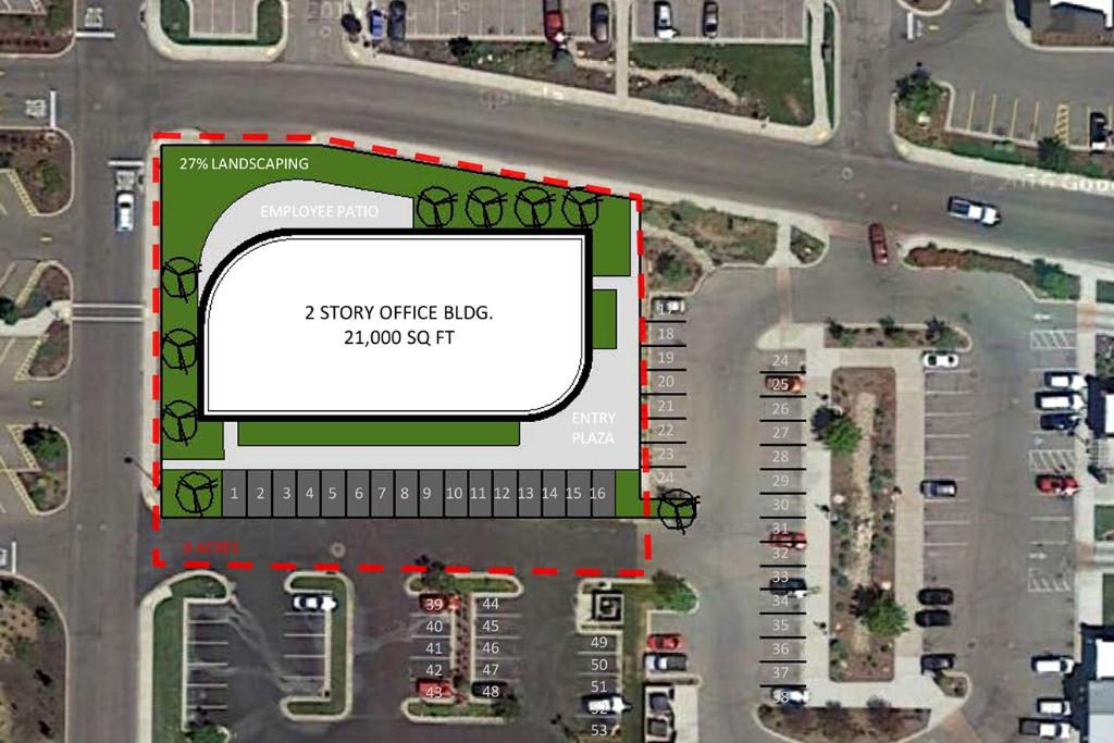 Syracuse Office/Retail Pad-Lot 2