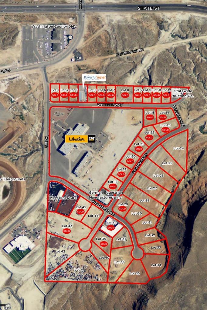 Fairgrounds Industrial Park