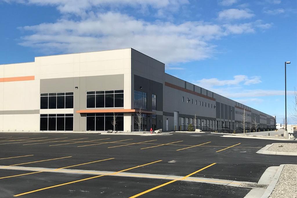 I-80 Logistics Center Bldg 3