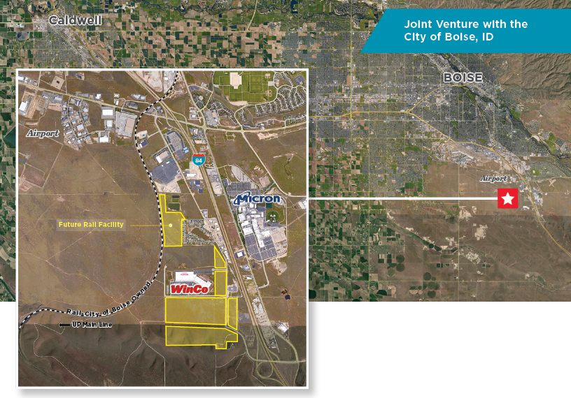 Industrial Development Opportunity- Eisenman Land