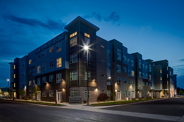 West Station Apartments