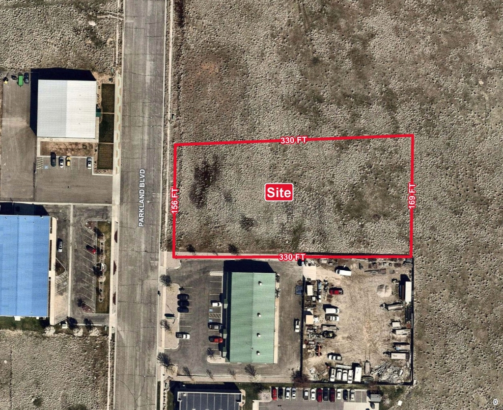 Pleasant View Industrial Lot