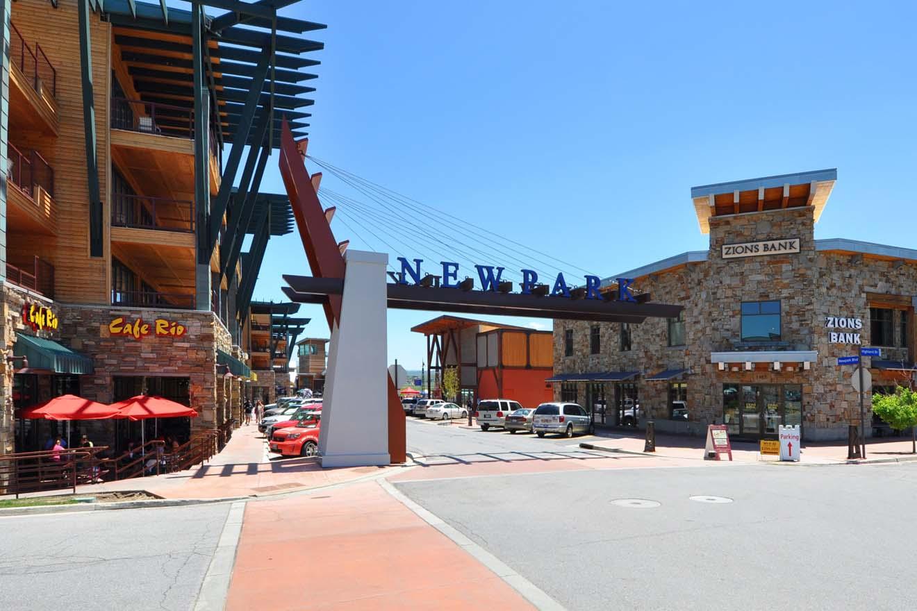 Newpark Town Center
