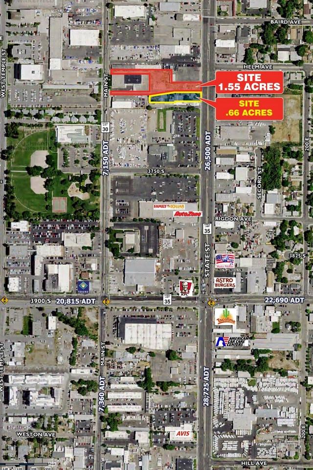 State Street Retail Land