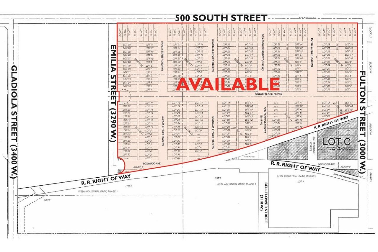 500 South Fulton Street